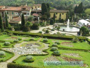 Lo Storico Giardino di Villa Garzoni