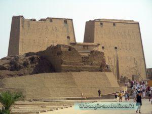 Tempio -Edfu-Egitto
