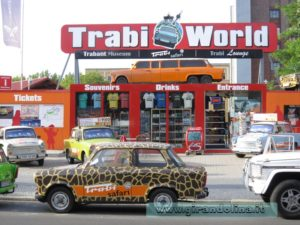 Trabi World-Berlino