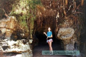 Le grotte di Taiba