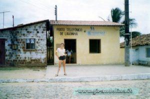 Lagoinha, l' ufficio postale