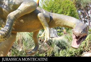 Dinosauri Montecatini