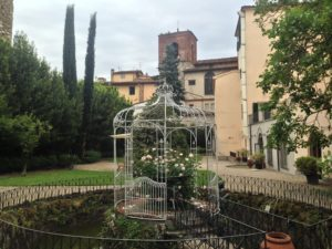 Il Giardino Segreto del Residence Artemura