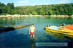 Spiaggia Hote -Eva Isola di Rab