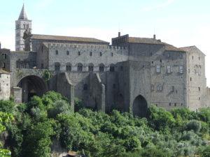Palazzo dei Papi di Viterbo (ph Wikipedia)