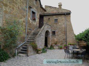 Civita di Bagnoregio, il borgo