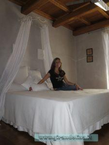 B&B Residenza Farnese, la nostra camera