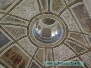 Chiesa Sant'Anna Farnese, interno