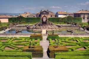 Giardini di Villa Lante Viterbo (ph wikipedia)