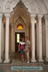 Castello Sammezzano Sala Bianca