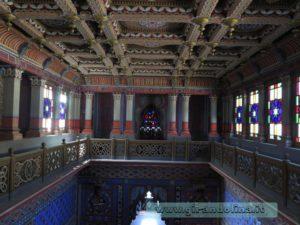 Castello Sammezzano-Sala-d'ingresso