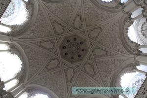 Castello Sammezzano Sala da Ballo Cupola