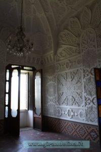 Castello Sammezzano, Sala degli Amanti