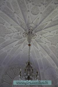 Castello Sammezzano, Sala degli Amanti , lampadario