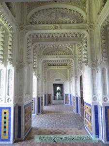 Castello Sammezzano corridoio