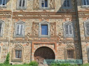 Castello Sammezzano facciata