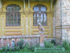 Castello Sammezzano tomba del signor
