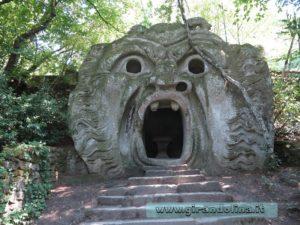 Giardini di Bomarzo-Orco