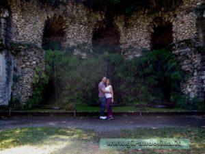 i Giardini di Villa Lante di Bagnaia, la sorgente