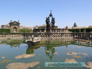 i Giardini di Villa Lante di Bagnaia, le fontane