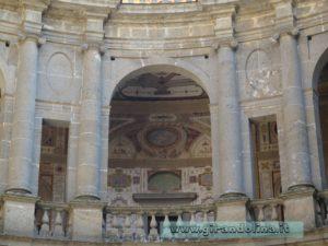 Palazzo Farnese Caprarola, interno