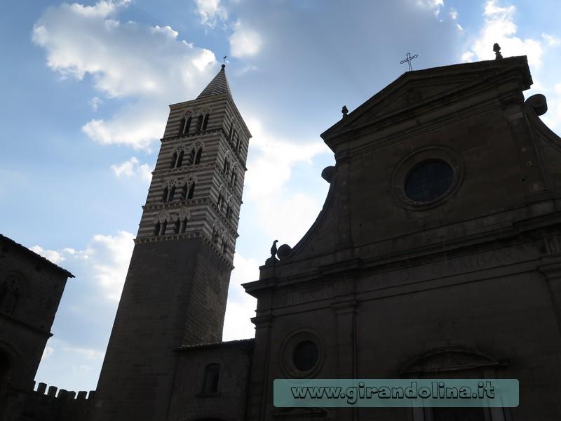 Viterbo Piazza San Lorenzo