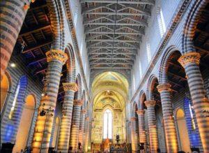 Interno del Duomo di Orvieto
