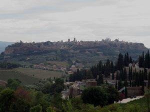 Orvieto panorama