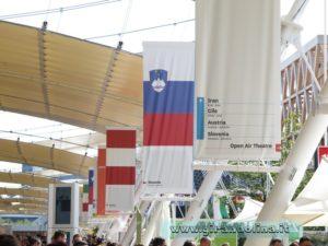 Il Decumano dell 'Expo