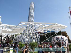 Padiglione della Turchia Expo 2015