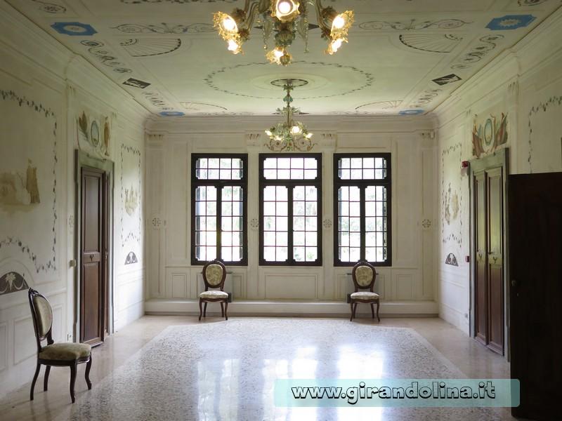 Palazzo Altan interno di San Vito al Tagliamento