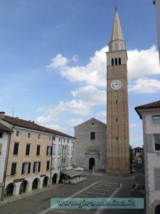 Piazza del Popolo di San Vito al Tagliamento