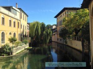 Il fiume Livenza a Sacile