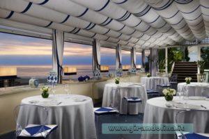 Grand Hotel Principe di Piemonte Viareggio, ristorante Piccolo Principe