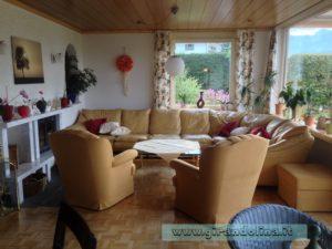 Il salotto del nostro Hotel Alpenblick Berghof