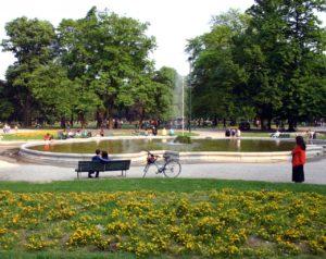 I Giardini pubblici Idro Montanelli