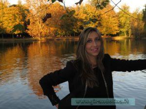 Il parco di Villon Puccini a Pistoia, perfetto set fotografico