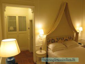 Grand Hotel Principe di Piemonte Viareggio, la nostra camera