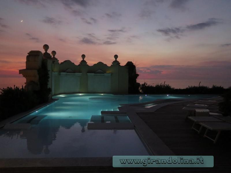Grand hotel principe di piemonte il nostro favoloso weekend - Piscina viareggio ...