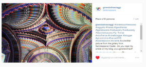 Sammezzano Instagram