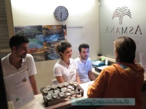 Asmana info_point