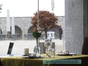 castello Lubiana ristorante