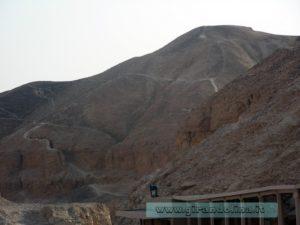 La Valle dei Re a Luxor