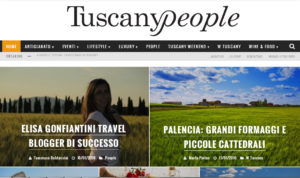 Homepage Tuscany People