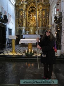 La campana della Chiesa di S. Maria Assunta