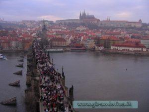 Il Ponte Carlo a Praga