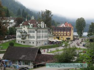 Il paese di Schwangau