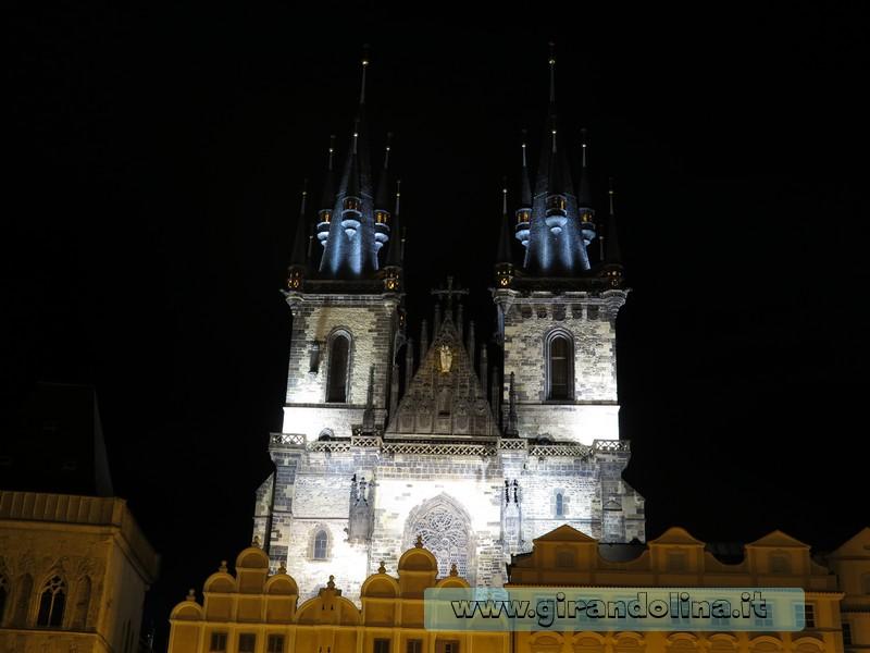La Città Vecchia di notte