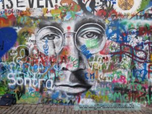 Il Muro di Jhon Lennon