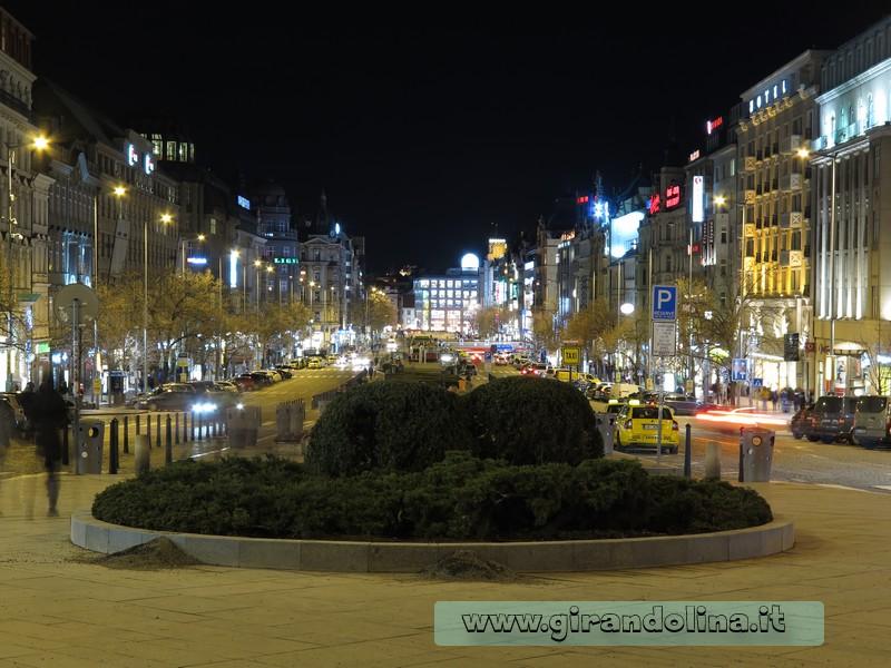 Piazza Venceslao